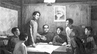 """薛遒:以革命的名义,设定共产党人的""""初心"""""""