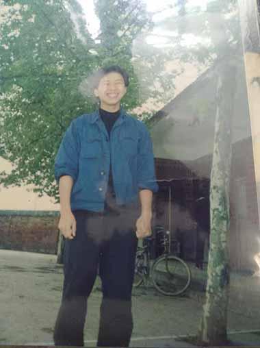 李尚平實名舉報后遭槍殺