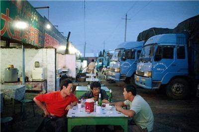 跟着卡车司机行中国-激流网