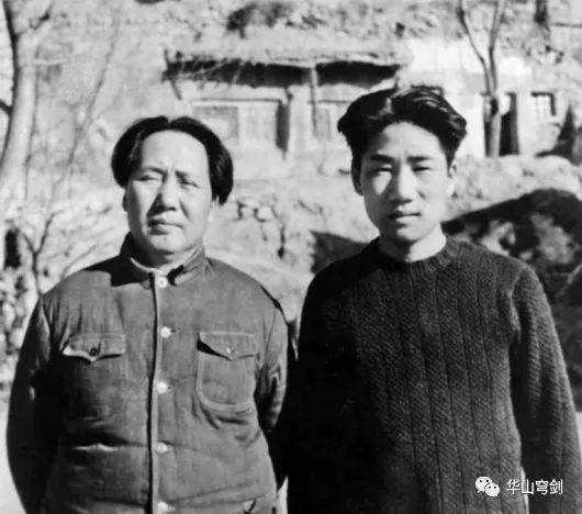 """毛岸英:""""我做毛泽东的儿子合格吗?"""""""