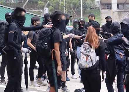 杨芳洲:香港叛国暴乱的巨大危险性决不可掉以轻心须坚决制止