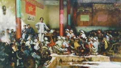 张勤德:古田会议奠定了毛泽东思想成为党魂军魂的历史根基