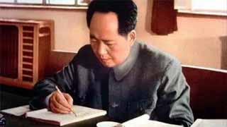 是毛泽东使我认识了中国共产党