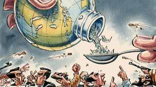 左大培:全球化陷阱