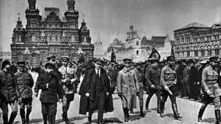 致青年——以列寧為榜樣,做自我批評