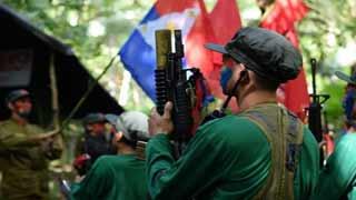 菲律宾新人民军袭击政府武装部队