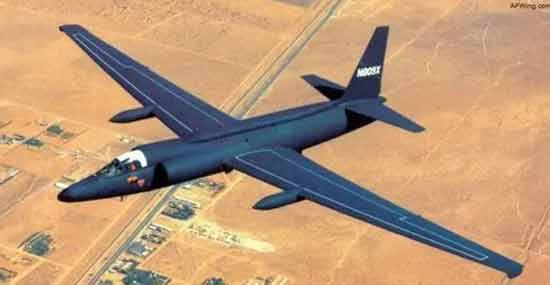 能击落U-2的,肯定不是GDP