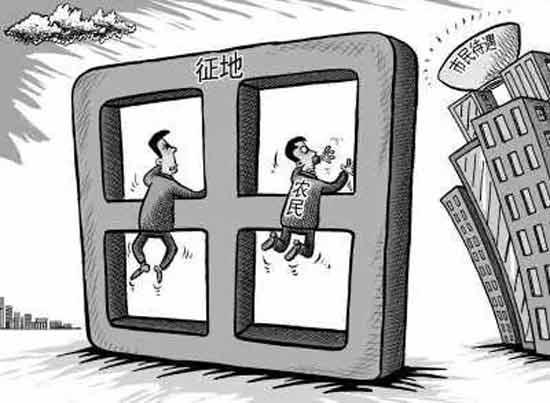 李昌平談農村:鄉親們,要用生命保護我們村的集體建設用地??!