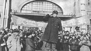 毛主席接见志愿军50军军长曾泽生