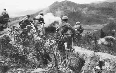"""志愿军将士谈朝鲜战争: 英军""""王牌""""全军覆灭"""