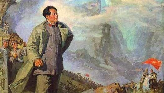 让红旗漫卷西风——纪念毛主席诞辰127周年