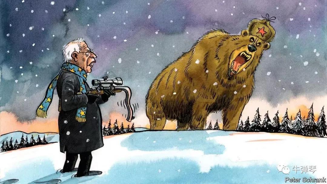拜登对俄罗斯下手了,这还只是第一案!