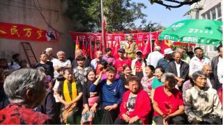 兰考县革命群众纪念毛主席逝世四十五周年纪实